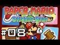 Paper Mario: Sticker Star Walkthrough Part 8: World 2 1