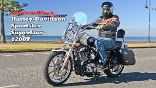 2. 2014 Harley-Davidson Sportster SuperLow 1200T