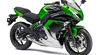 10. Kawasaki Ninja 650 ABS Specs (2016)