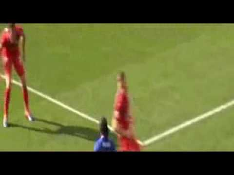 Chelsea Vs Leicester City 3-0 Moses Goal