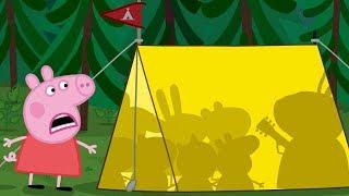 Peppa Pig Português Brasil 🚌 A briga 🚌 HD   Desenhos Animados