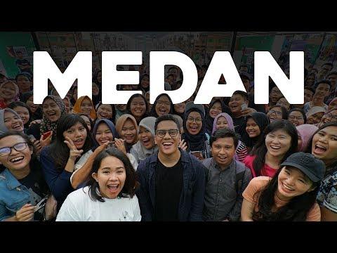 Travel-VLOGGG: Main Ke Medan!