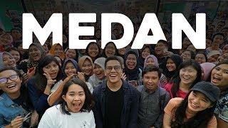 Video Travel-VLOGGG: Main ke Medan! MP3, 3GP, MP4, WEBM, AVI, FLV April 2019