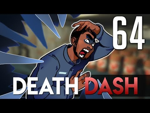 Garrys Mod - [64] Death Dash (Garry's Mod Deathrun w/ GaLm and friends)