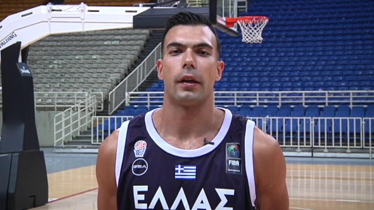 Tο Παγκόσμιο Κύπελλο Μπάσκετ αποκλειστικά στην ΕΡΤ | Κώστας Λουκάς