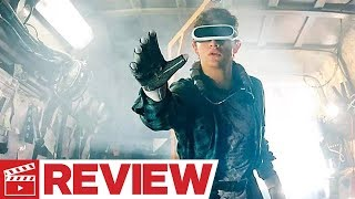 Video Ready Player One Review MP3, 3GP, MP4, WEBM, AVI, FLV Maret 2018