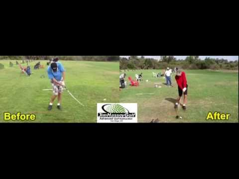 Best Golf Instructor in San Diego -Amazing Improvement in Just ONE Golf Lesson