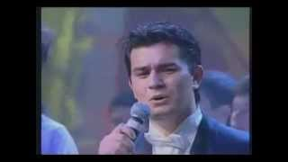 Saimir Pirgu/Ardit Gjebrea - Zoti Im - Magic Song - Albania 2006