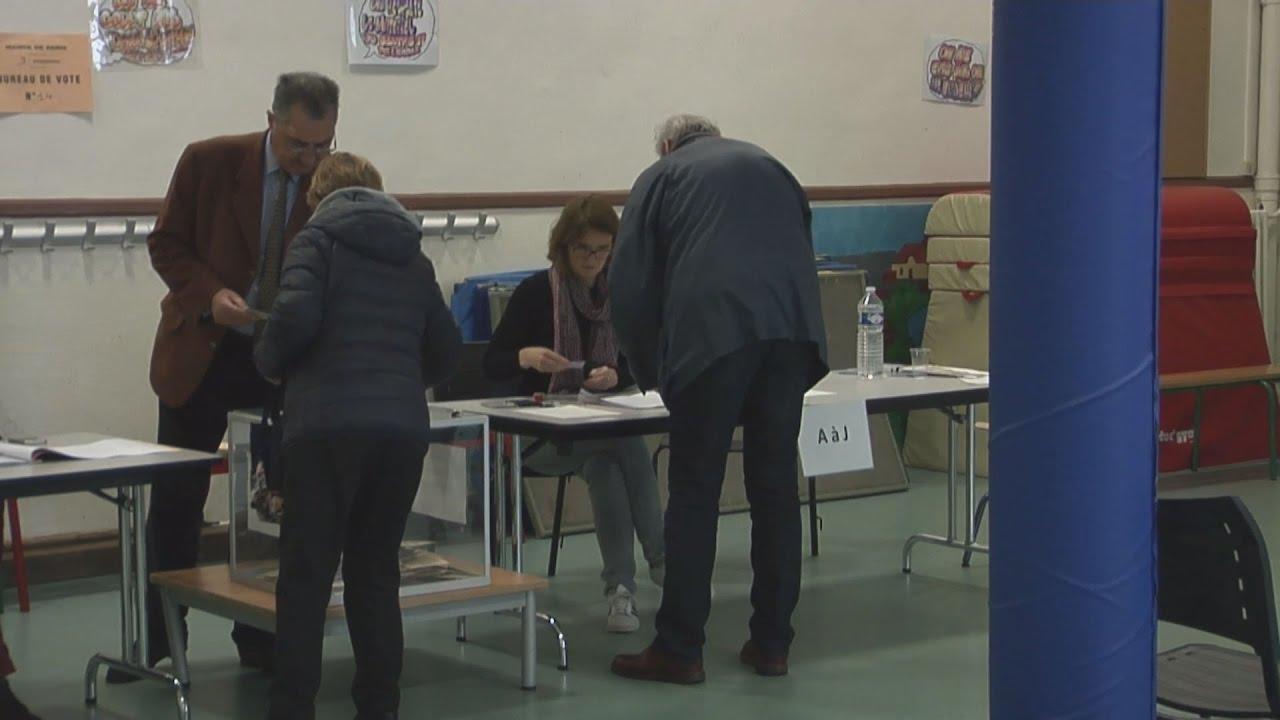 Η Γαλλία ψηφίζει για το μέλλον της Ευρώπης