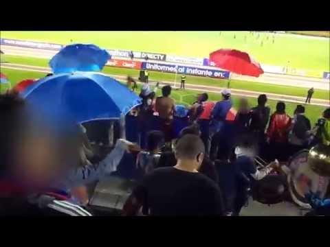 Vamos acade vamos a ganar - Mafia Azul Grana - Deportivo Quito