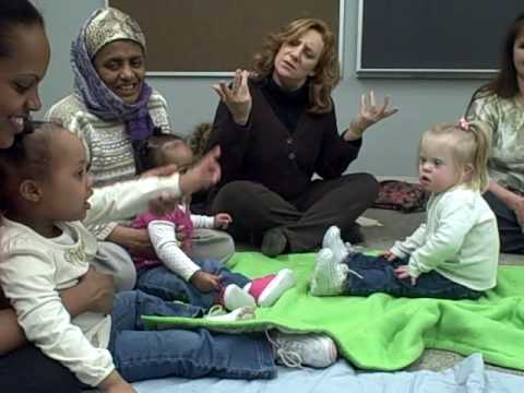 Watch video Down Syndrome: Family Playgroup