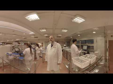 MANLAB 360 VR - Diagnóstico Bioquímico y Genómico