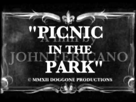 Charlie Chaplin Tribute - Picnic in the Park (opening title and credits)