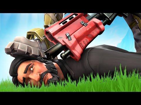 Fortnite needs to nerf the grey tac shotgun... - Thời lượng: 15 phút.