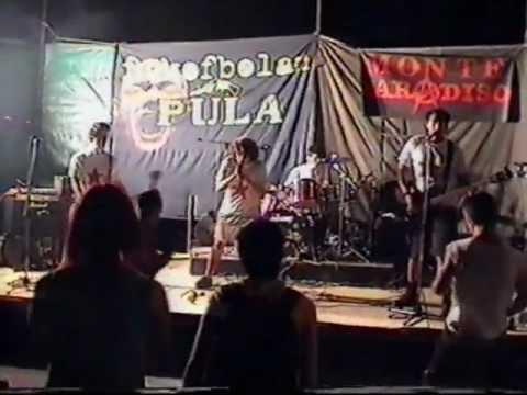 tito's bojs - ugasi pogon (live in Pula, 15.06.2002.)