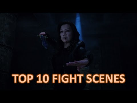 Agents of SHIELD | TOP 10 FIGHT SCENES