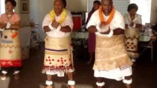 Fijian Meke (Meke Vua Na Kalou)