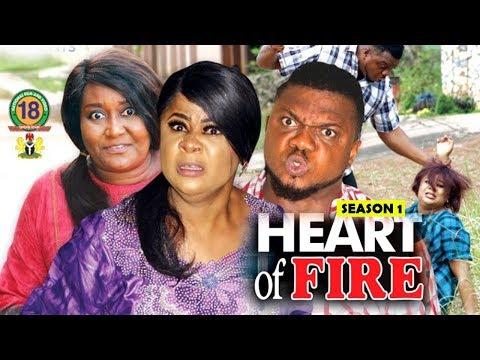 Heart Of Fire Season 1 - (New Movie) 2018 Latest Nigerian Nollywood Movie Full HD | 1080p