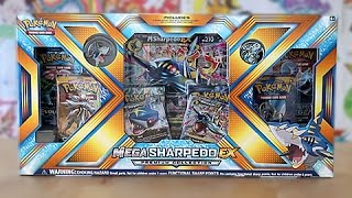 Opening A Mega Sharpedo EX Premium Collection Box!!! by Unlisted Leaf