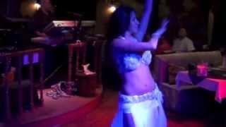 Fakher el dine restaurant, Movenpick Hotel -Dubai 2013-Band:Keyboard and voice:HaniChoral and daff: Ahmad AjouriTabbla and choral: AymanOriginal song by: George Wassouflog on: www.amarlammar.com