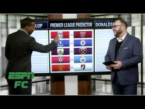 Premier League Week 20 Predictions: Liverpool Vs. Arsenal, More | Premier League Predictor
