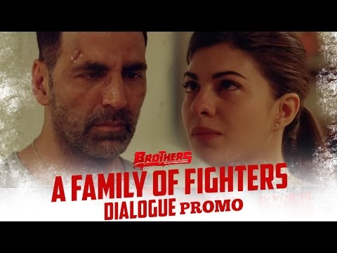 A Family Of Fighters | Brothers Dialogue Promo | A