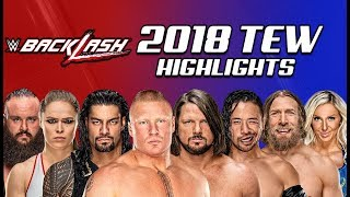 Nonton Booking WWE Backlash PPV | WWE 2018 (Total Extreme Wrestling) Film Subtitle Indonesia Streaming Movie Download