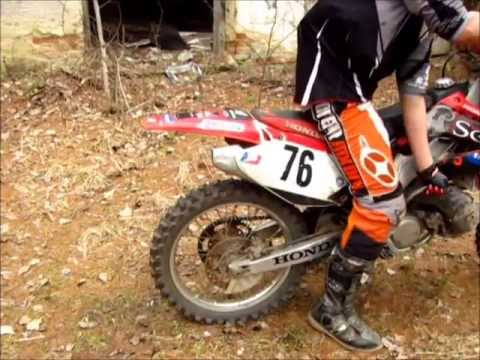 Honda Cr 250 (1080pHD)