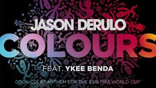 "Video ""Colours"" by Jason Derulo featuring Ykee Benda. MP3, 3GP, MP4, WEBM, AVI, FLV Juni 2018"