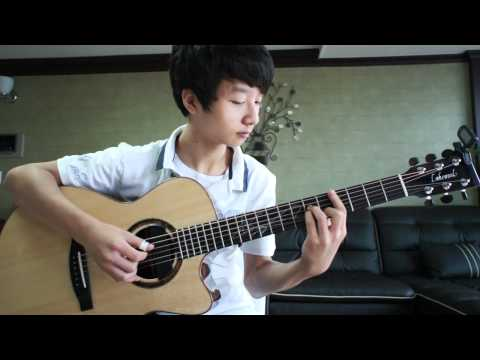 lonely - Sungha http://www.sunghajung.com arranged and played 'Lonely' by 2NE1.