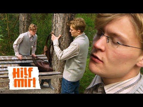 Frotteurismus - Anders muss zwanghaft seinen Unterleib reiben | Hilf Mir! видео