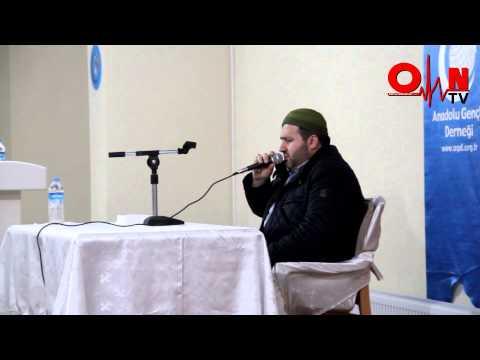Trabzon İskenderpaşa Camii İmamı Yılmaz Üçüncü