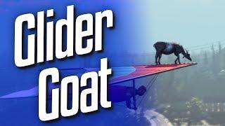 Glider Goat (Goat Simulator #2)