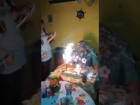 Birthday Cake Prank Gone Wrong****