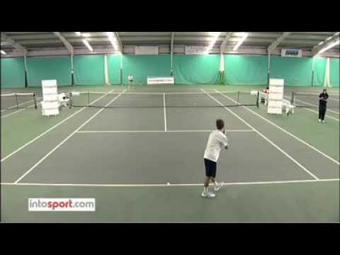 Tennis Serve – intosport.com Tennis Academy – How to serve