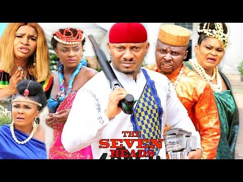 The Seven Heads Season 2 - Yul Edochie|2019 Latest Nigerian Nollywood Movie|new Movie