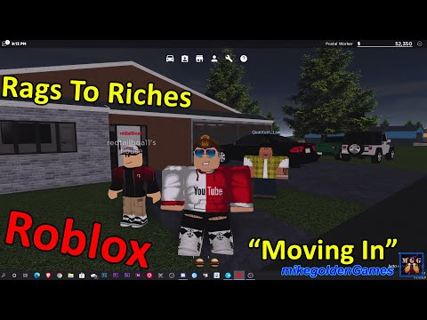 """""""Moving In"""" Rags To Riches Episode 1 - Greenville Beta 