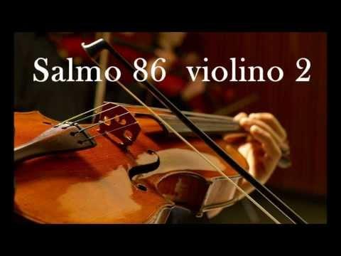Salmo 86 (Violino 2)