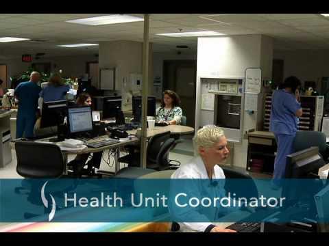 health unit coordinator