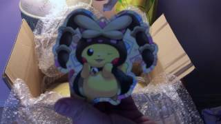Asakura Japan  City new picture : Unboxing Toys from Japanese Pokemon Center