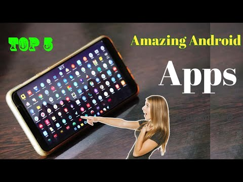 Top 5 awesome Android apps 2018-19 || most useful Android Apps you must have