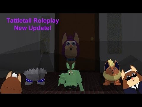 ROBLOX Tattletail Roleplay EXTRA WEEKLY CHARACTERS!