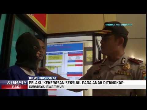 2 Pelaku Kekerasan Seksual Anak Ditangkap