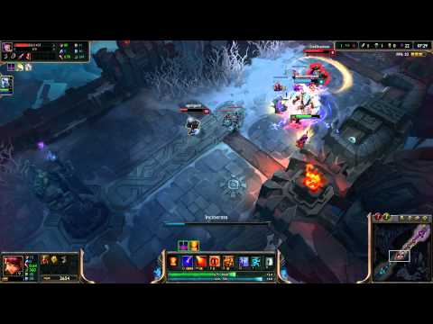 #12 League Of Legends (WIN) with SonOfHermes1 (22.12.2013) (видео)
