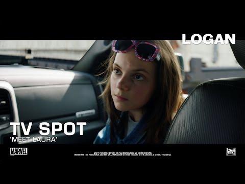 Logan ['Meet Laura' TV Spot in HD (1080p)]