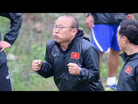 Bản tin bóng đá: Cầu thủ U23 Việt Nam tái mặt với HLV Park hang Seo - Thời lượng: 3:38.