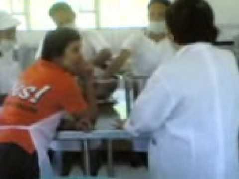 Calamansi Processing (Video 1) in Gibato, Dumarao, Capiz