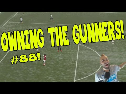 88 - OWNING DA GUNNERS!! FIFA Career Mode #88 Like the video if you enjoyed! Thanks! ○FIFA 14 ULTIMATE TEAM COINS - http://www.futcoinking.com ○5% off code: AA9 Career Mode Playlist: goo.gl/fr4R1m...