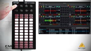 BEHRINGER VIDEO MANUAL: CMD LC-1 Smart Knob Control 
