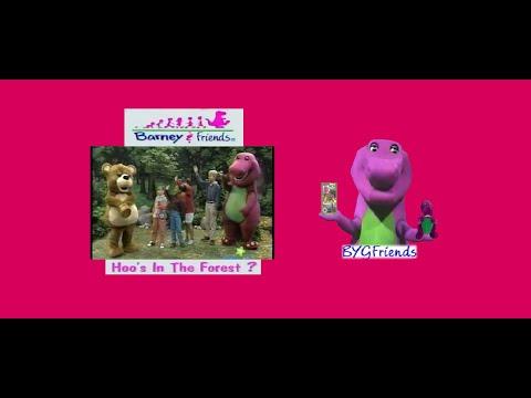 Barney & Friends: Season 2, Episode 6: Hoo's in the Forest?